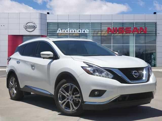 Nissan Murano 2018 $44211.00 incacar.com