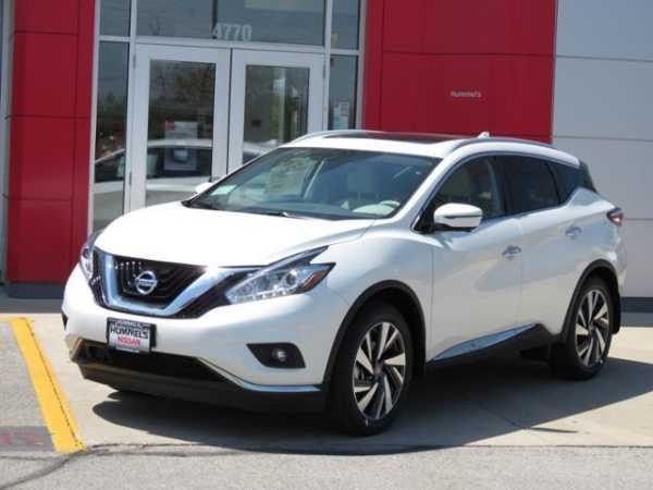 Nissan Murano 2018 $45980.00 incacar.com