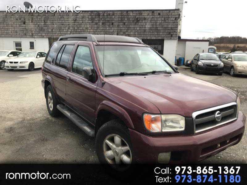 Nissan Pathfinder 2002 $1500.00 incacar.com