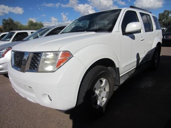 Nissan Pathfinder 2006 $4985.00 incacar.com