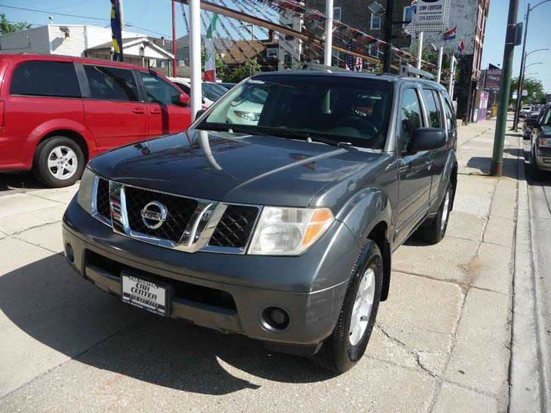Nissan Pathfinder 2007 $6492.00 incacar.com