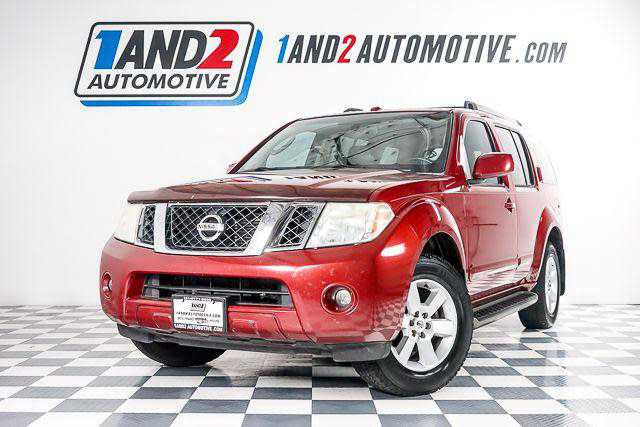 Nissan Pathfinder 2008 $5488.00 incacar.com