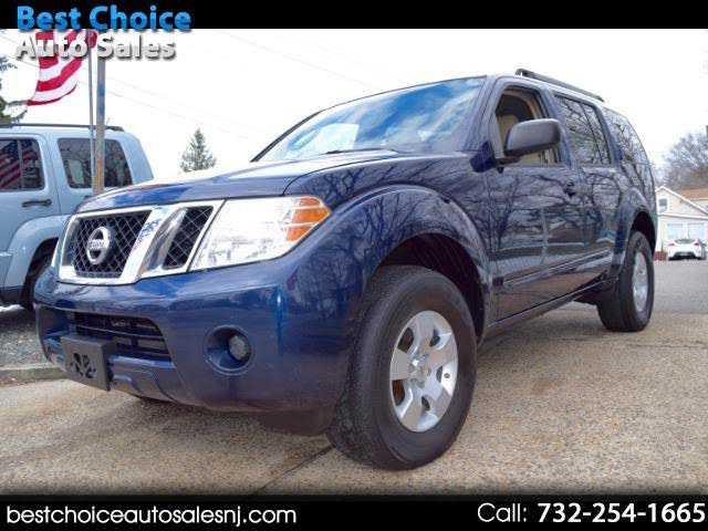 Nissan Pathfinder 2010 $7990.00 incacar.com