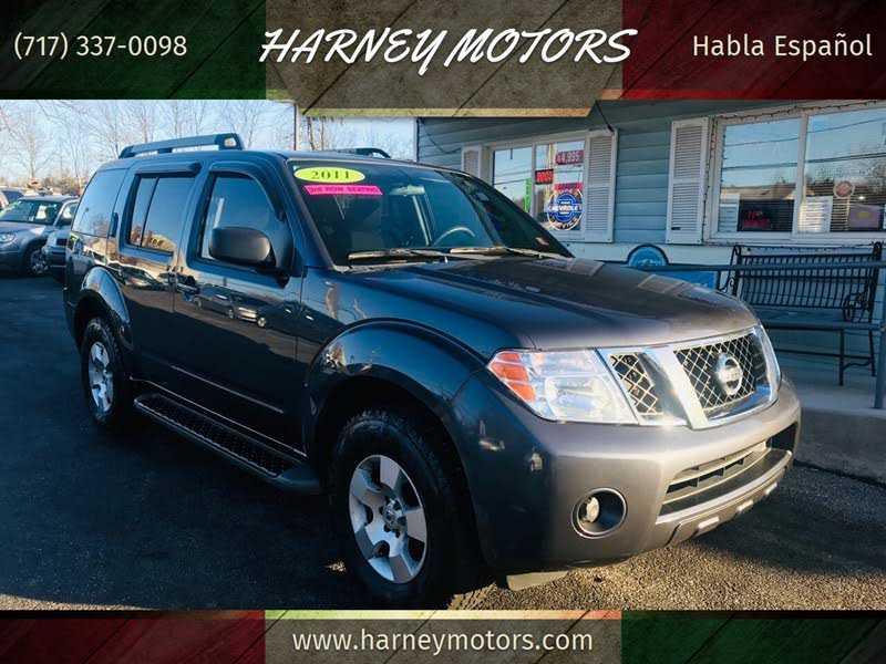 Nissan Pathfinder 2011 $9495.00 incacar.com