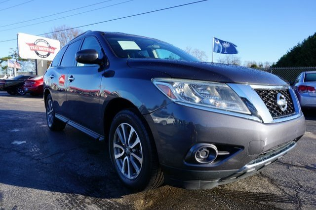 Nissan Pathfinder 2013 $13057.00 incacar.com