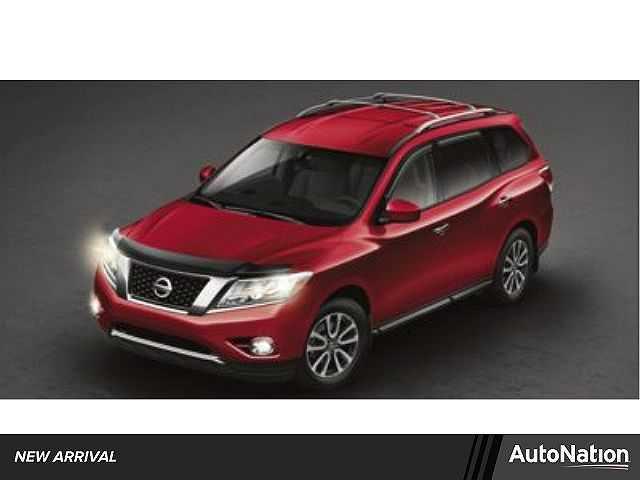 Nissan Pathfinder 2014 $8991.00 incacar.com