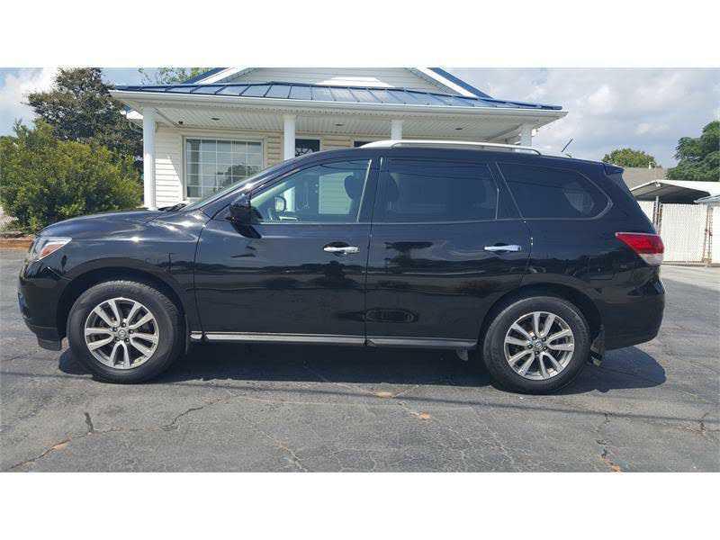 Nissan Pathfinder 2014 $17900.00 incacar.com