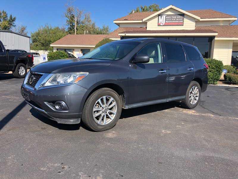 Nissan Pathfinder 2014 $7900.00 incacar.com