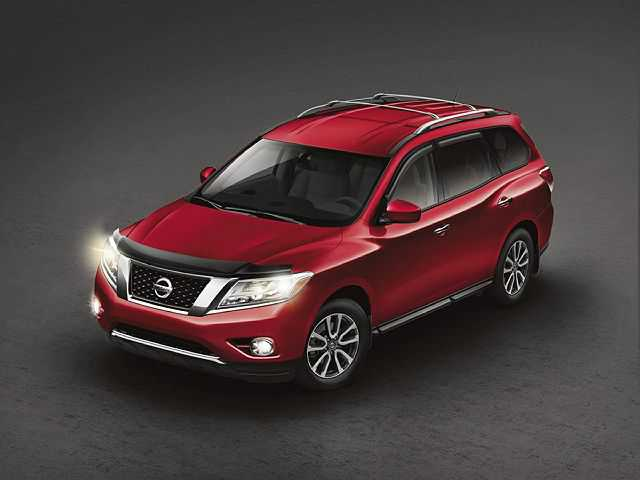 Nissan Pathfinder 2014 $17998.00 incacar.com