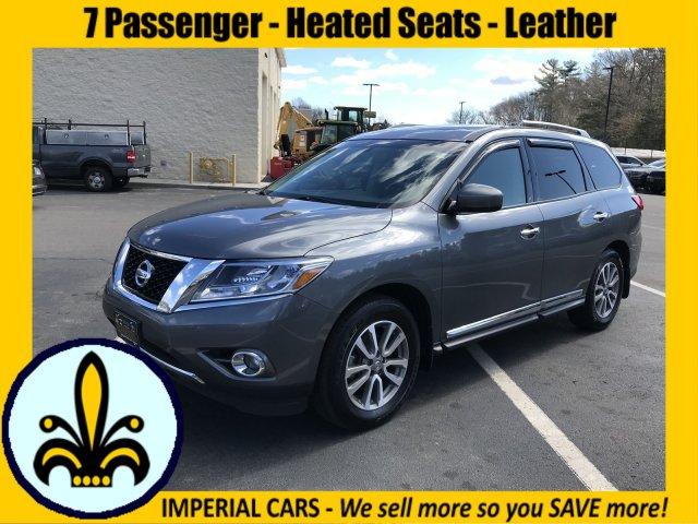 Nissan Pathfinder 2015 $23988.00 incacar.com