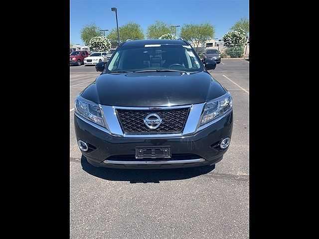 Nissan Pathfinder 2015 $23991.00 incacar.com