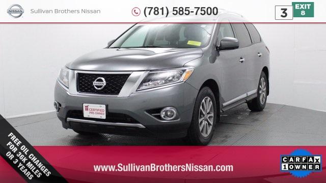 Nissan Pathfinder 2015 $26777.00 incacar.com