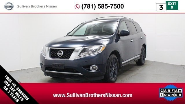 Nissan Pathfinder 2015 $20797.00 incacar.com