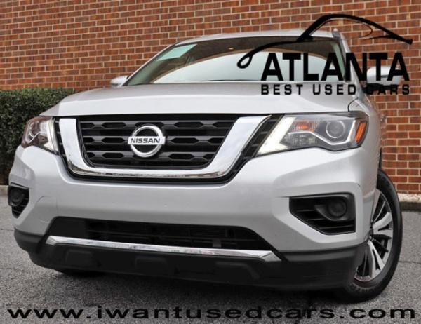 Nissan Pathfinder 2017 $12999.00 incacar.com