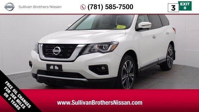Nissan Pathfinder 2017 $33951.00 incacar.com