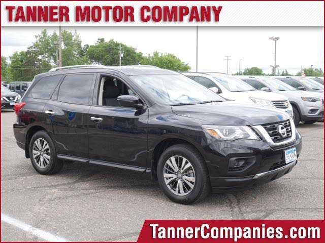Nissan Pathfinder 2018 $27915.00 incacar.com
