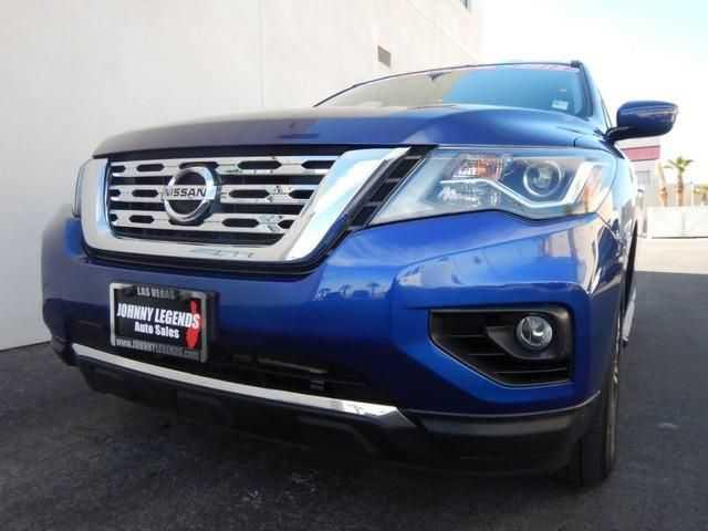 Nissan Pathfinder 2018 $22988.00 incacar.com