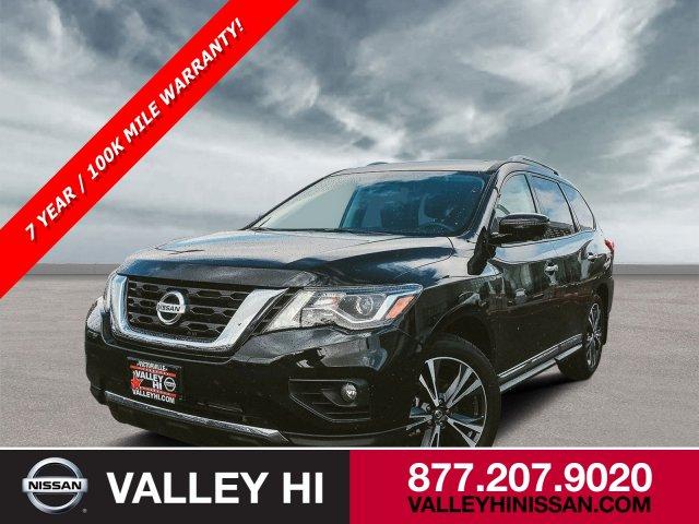 Nissan Pathfinder 2018 $34491.00 incacar.com