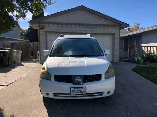 used Nissan Quest 2006 vin: 5N1BV28U56N117920