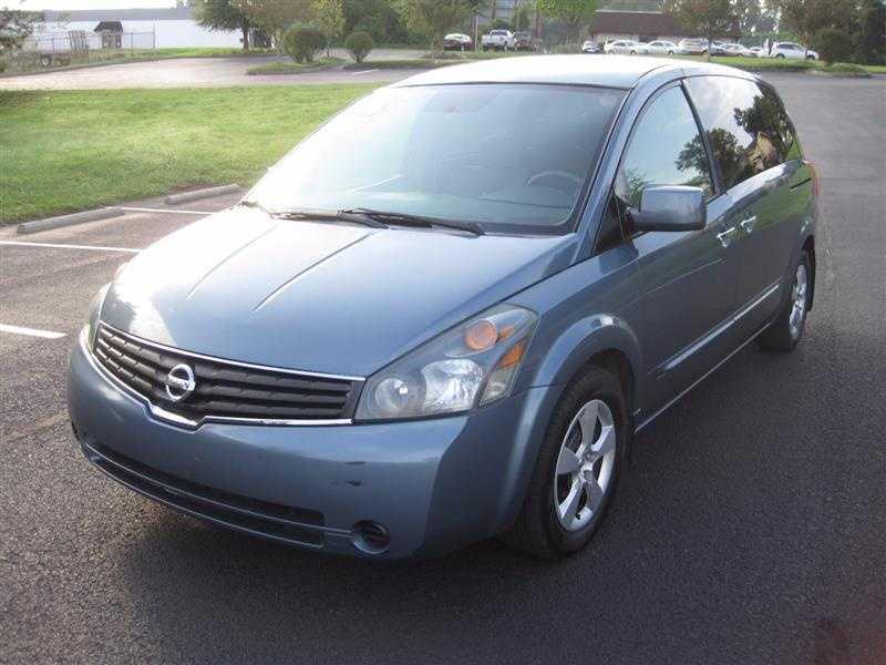 Nissan Quest 2008 $4900.00 incacar.com