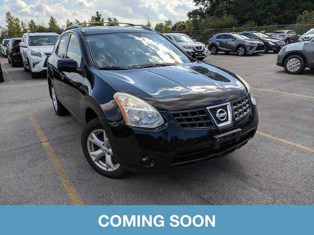 Nissan Rogue 2008 $8495.00 incacar.com