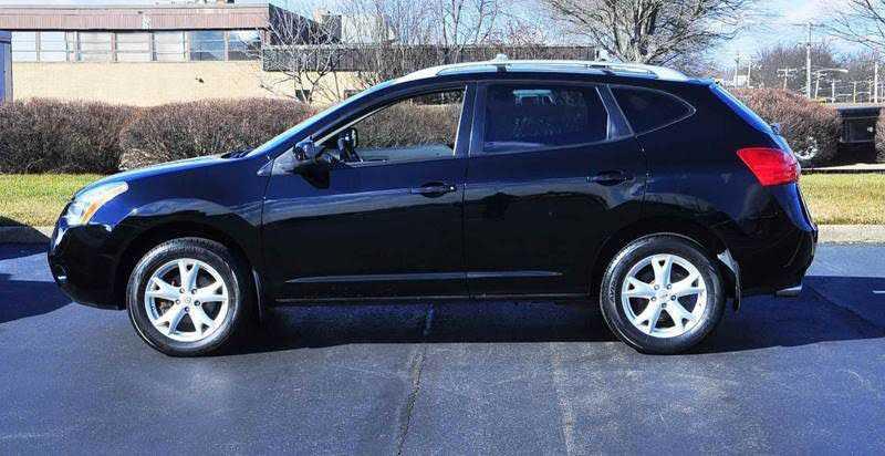 Nissan Rogue 2008 $5495.00 incacar.com