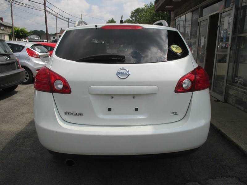Nissan Rogue 2008 $4395.00 incacar.com