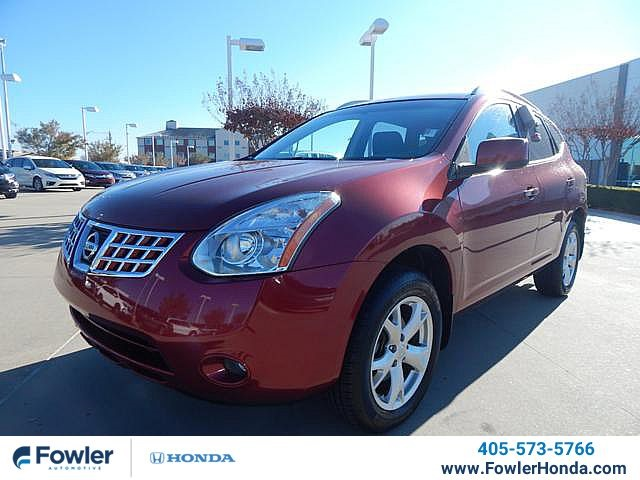 used Nissan Rogue 2009 vin: JN8AS58VX9W183420