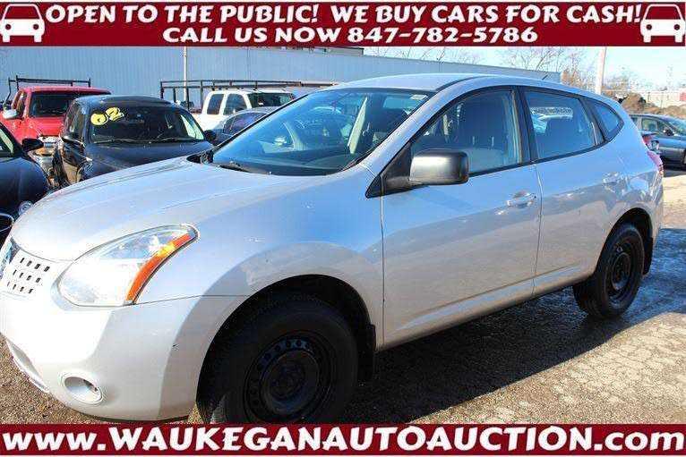 Nissan Rogue 2009 $2800.00 incacar.com