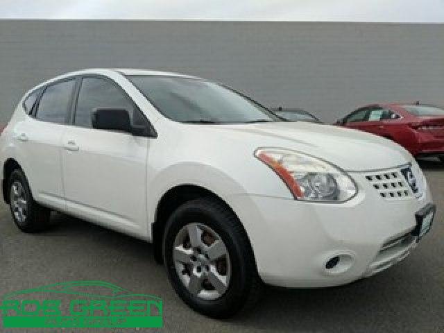 Nissan Rogue 2009 $5879.00 incacar.com