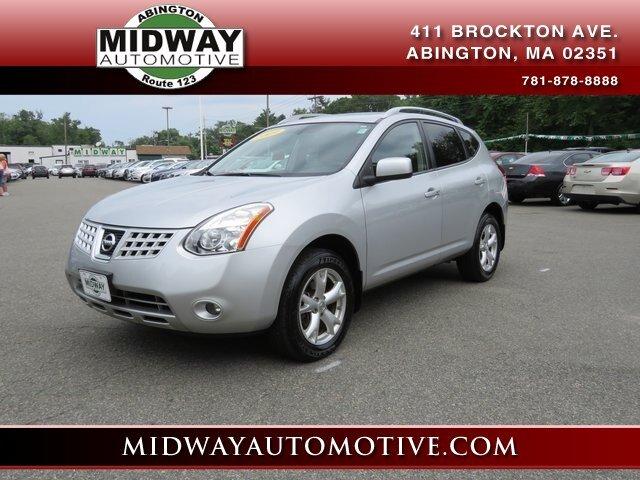 Nissan Rogue 2009 $8404.00 incacar.com