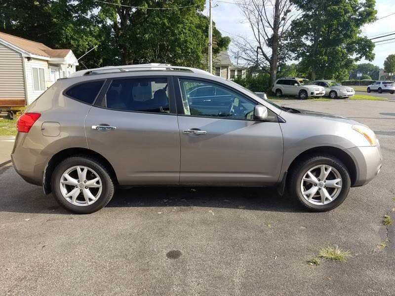 used Nissan Rogue 2010 vin: JN8AS5MV4AW120078