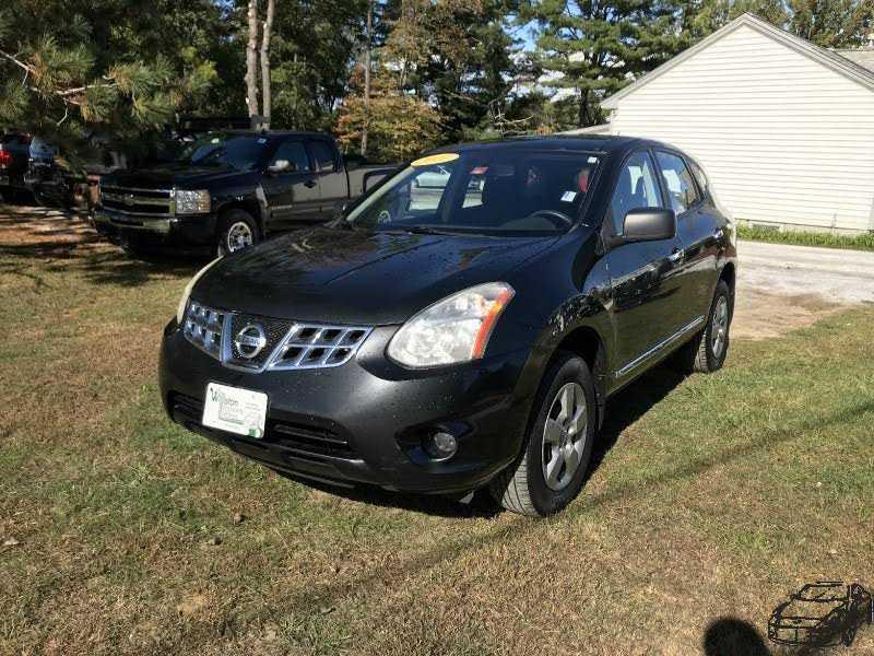 Nissan Rogue 2011 $3795.00 incacar.com