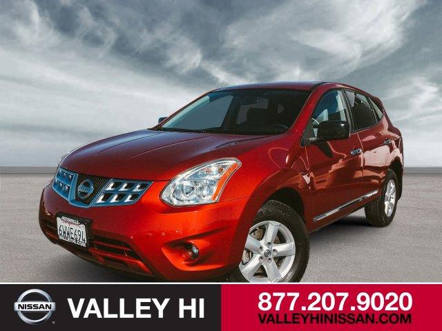 Nissan Rogue 2012 $9891.00 incacar.com