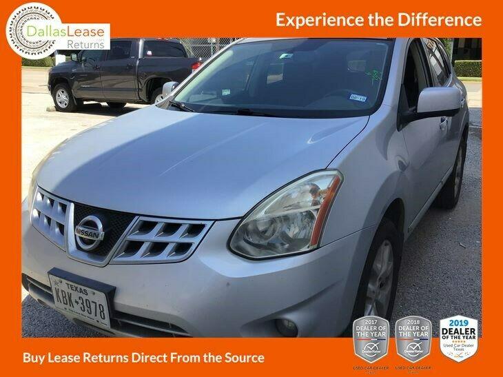 Nissan Rogue 2013 $11520.00 incacar.com
