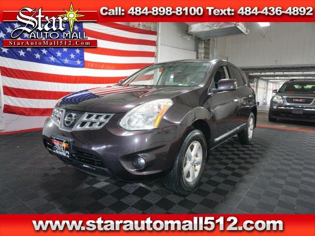 Nissan Rogue 2013 $10111.00 incacar.com