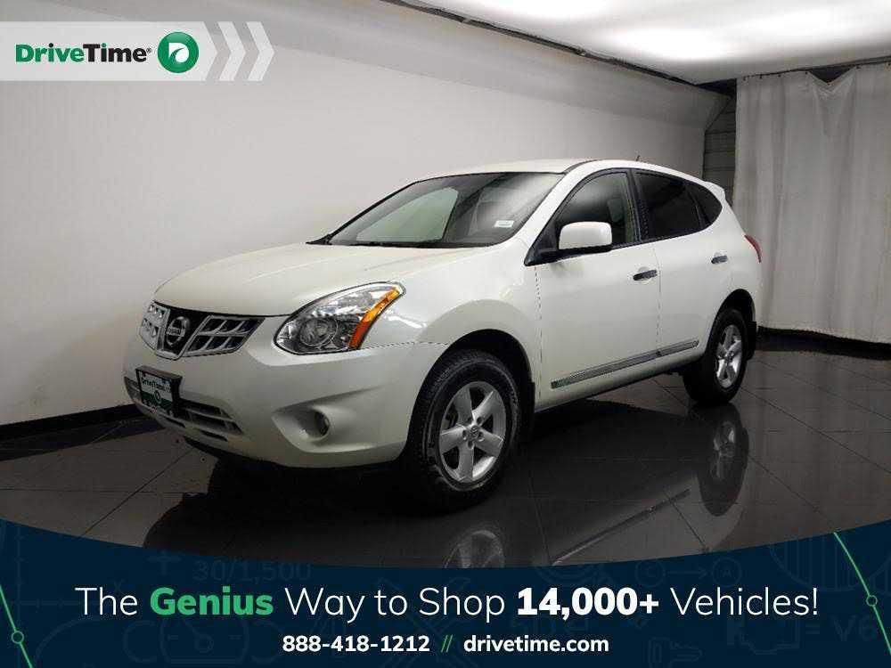 Nissan Rogue 2013 $10895.00 incacar.com