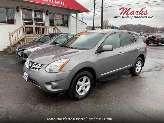 Nissan Rogue 2013 $10495.00 incacar.com