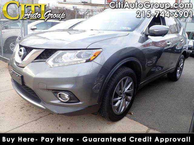 Nissan Rogue 2015 $10495.00 incacar.com