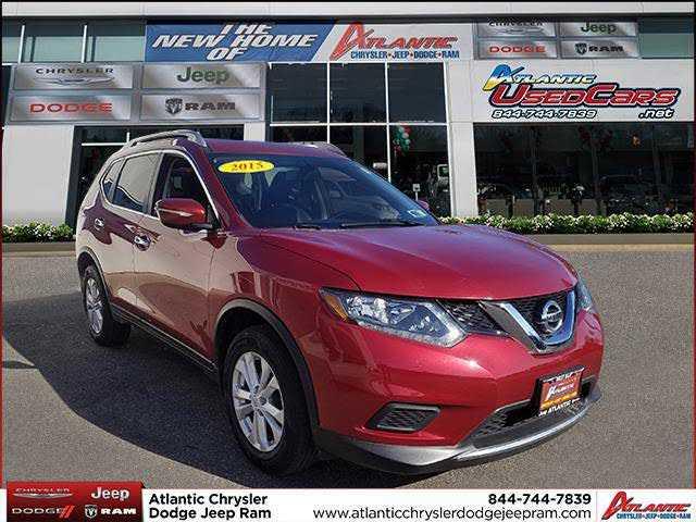 Nissan Rogue 2015 $14968.00 incacar.com