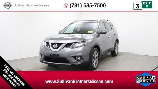 Nissan Rogue 2015 $19798.00 incacar.com