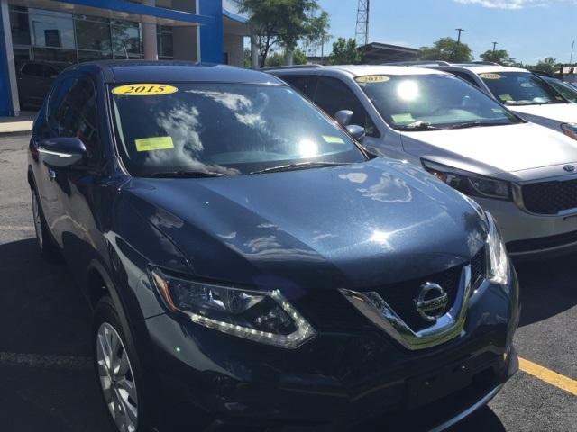 Nissan Rogue 2015 $15495.00 incacar.com