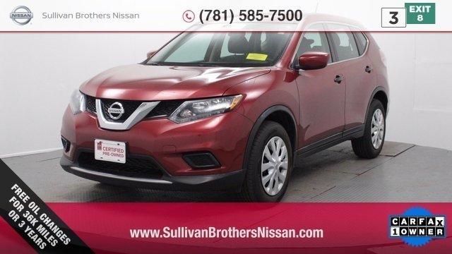 Nissan Rogue 2016 $16488.00 incacar.com