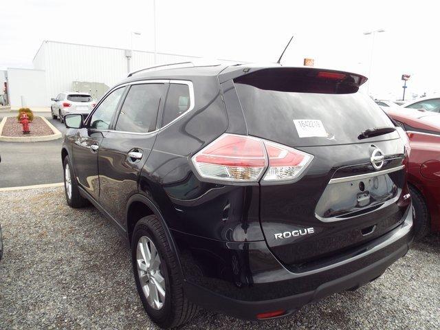 Nissan Rogue 2016 $16785.00 incacar.com