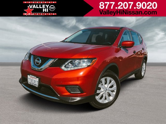 Nissan Rogue 2016 $16995.00 incacar.com