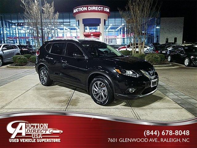 Nissan Rogue 2016 $20699.00 incacar.com