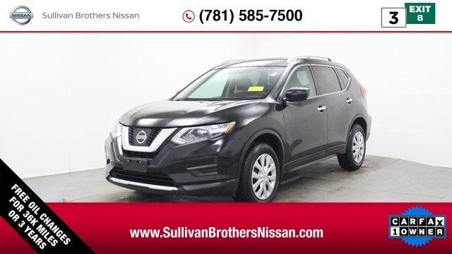 Nissan Rogue 2017 $17887.00 incacar.com