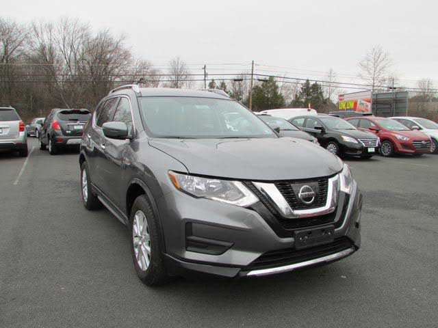 used Nissan Rogue 2017 vin: JN8AT2MVXHW272582