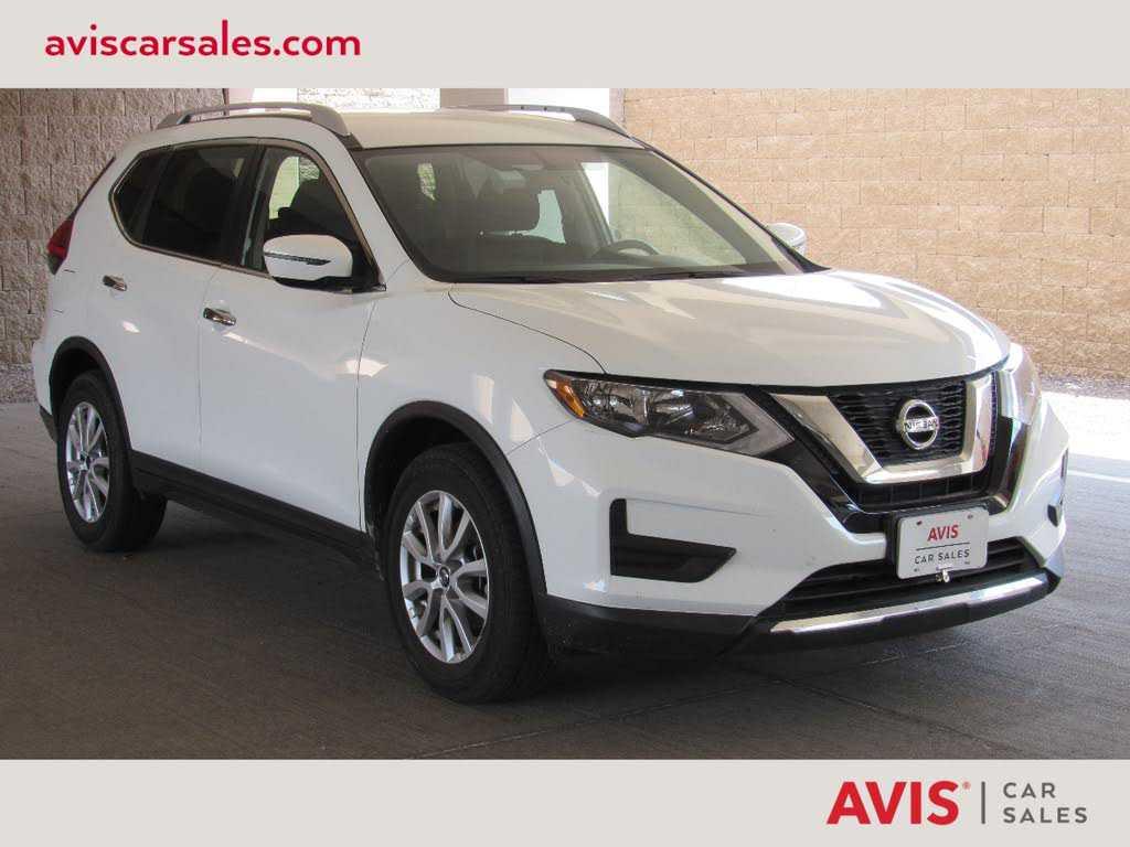 Nissan Rogue 2017 $17872.00 incacar.com