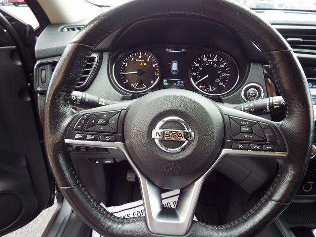 Nissan Rogue 2017 $24929.00 incacar.com